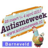 Logo Autismeweek Barneveld 2015