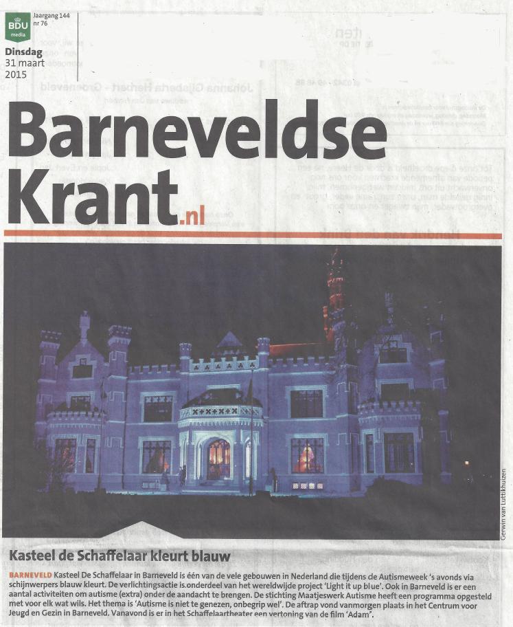 BVK Voorpagina Kasteel