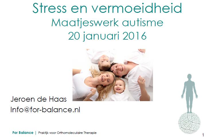 PP Stress-en-vermoeidheid
