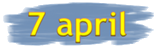 7 April ws