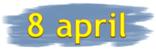 8 April ws