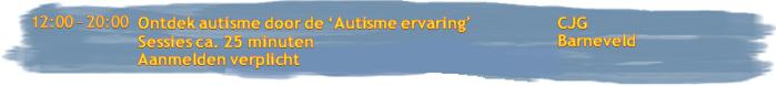 AutismeErvaring