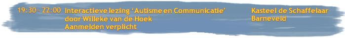 LezingCommunicatie